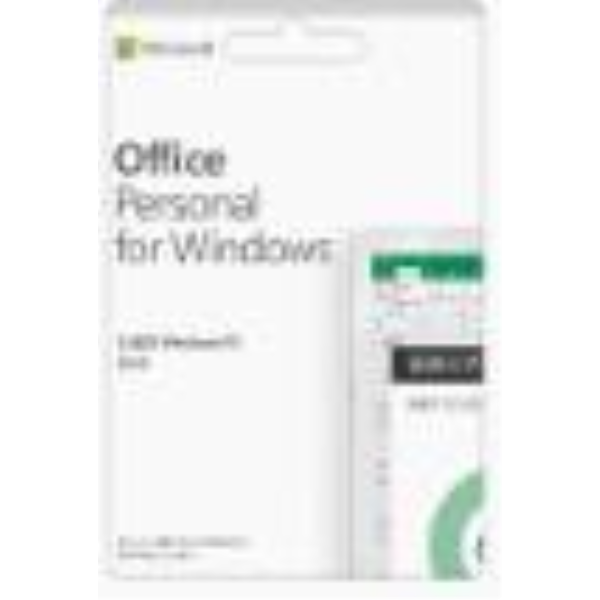 Microsoft Microsoft ソフト MS Office2019 Personal (POSA版):